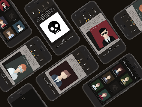 Lapse (Beta) - A Forgotten Future apk screenshot