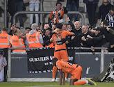 Jérémy Perbet (Charleroi) a inscrit le but de la victoire dans les arrêts de jeu contre Eupen