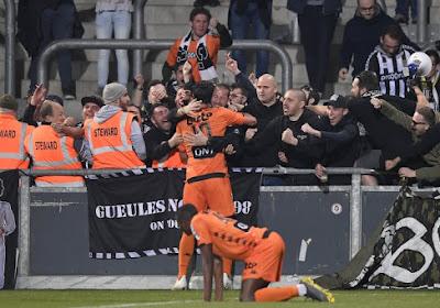 """Jérémy Perbet a délivré Charleroi : """"Mon talent de finisseur m'a permis de la mettre au fond"""""""