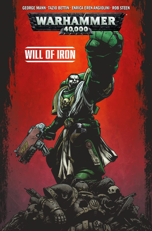 Warhammer 40,000: Will of Iron (2016) - complete