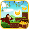 Jungle Monkey running 1.2 Apk