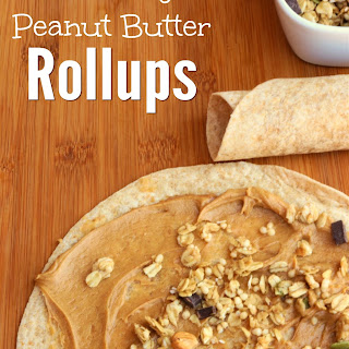 Peanut Butter Tortilla Recipes
