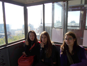 Photo: Took the Ascensor up with these girls
