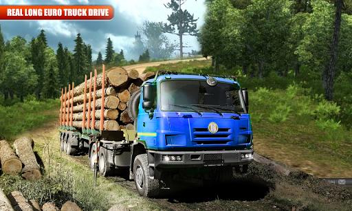 Offroad Cargo Truck Drive Simulator 2018 1.0 screenshots 10