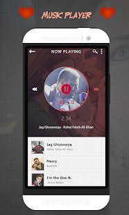 Download New HD Music Player Pro For PC Windows and Mac apk screenshot 2