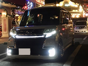 タントカスタム LA600S のカスタム事例画像 tetsu269さんの2020年12月31日23:22の投稿