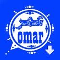 المطور وتس عمر الازرق YO icon
