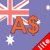 AUD Currency Calculator Lite Version