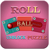 Roll Ball - Unblock Puzzle