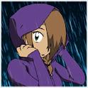 Rain LGBT Comic icon