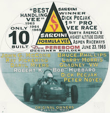 Photo: Sardini Formula Vee Submitted by Don Pereboom