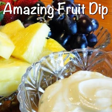Amazing Fruit Dip Recipe
