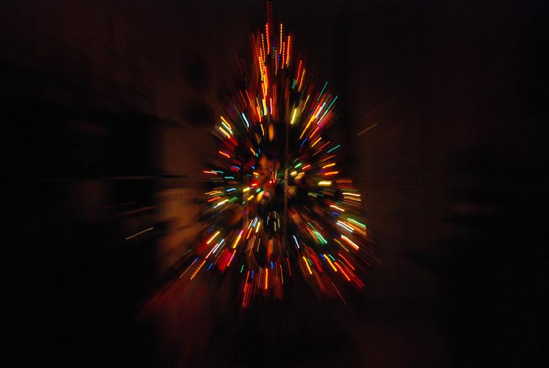 il mio albero di Natale zumato ! di mauriziosettimi
