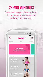 Sweat kayla itsines fitness apps on google play screenshot image fandeluxe Choice Image