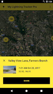 my lightning tracker live thunderstorm alerts apps on google play