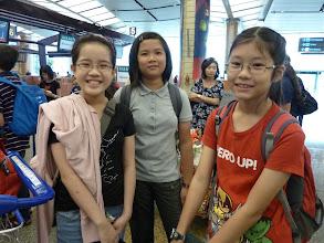 Photo: Bon voyage Singapore