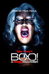 Tlyer Perry's Boo! A Madea Halloween