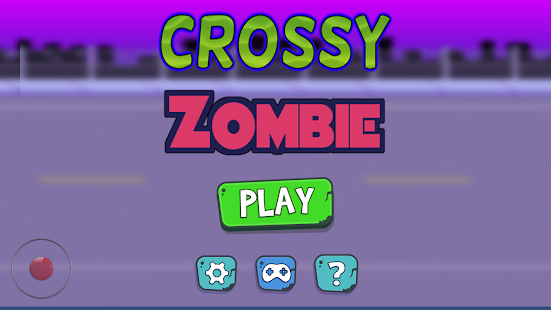 Crossy Zombie for MotionPlay- screenshot thumbnail