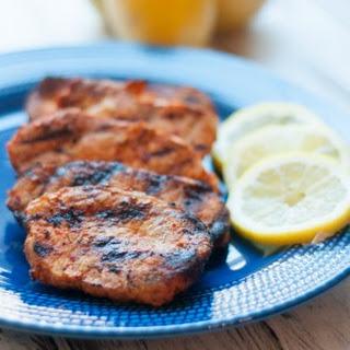 Marinaded Pork Chops in a Pinch.
