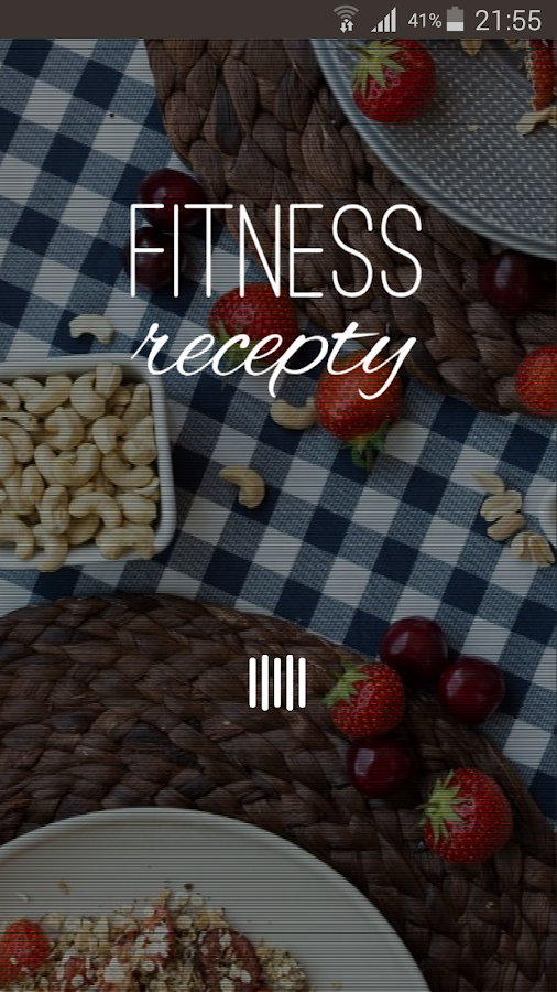Fitness Recepty- screenshot