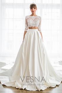 0ba672fccdc4978 Свадебное платье Розалина от Strekkoza. Есть в наличии в 1 салоне ценой 0  руб.