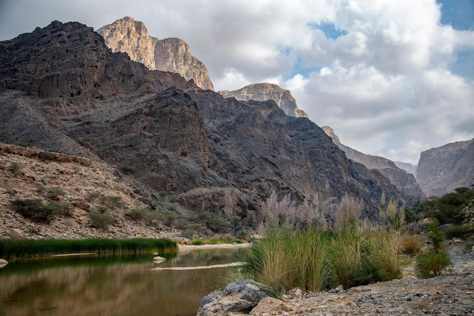 Wadi Al Arbeieen, Oman