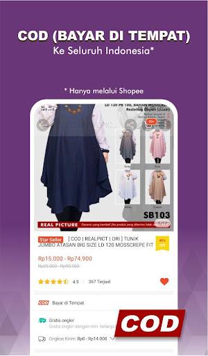 suplier busana : no.1 supplier online shop screenshot 3