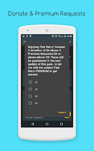 Flair Retro - Icon Pack v1.0.0