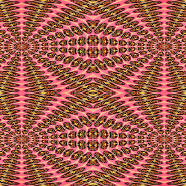 by John Geddes - Abstract Patterns