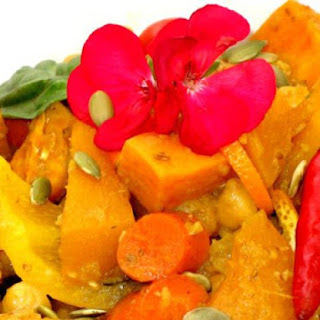 Thai Pumpkin Curry with Citrus Notes (Vegan/Gluten-Free)