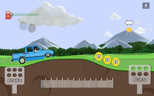 Car Mountain Hill Driver - Climb Racing Game 1.0.1 screenshots 2