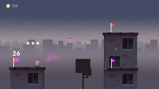Cloud Skate screenshot 2