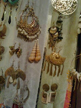 Photo: I am grateful for my hobbie and fun I have collecting earrings. I like having fun adornments.