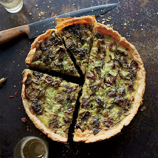Brussel Sprout Quiche Recipes
