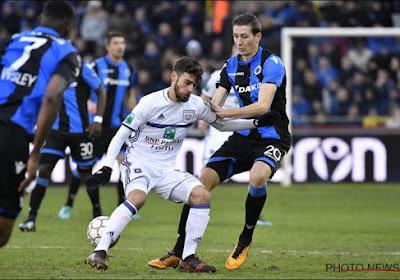"""Vanaken se méfie d'Anderlecht: """"On ne sait jamais que leur machine se mette à tourner"""""""