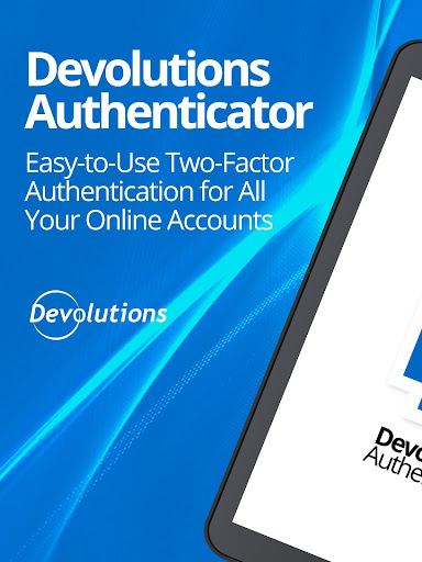 Devolutions Authenticator 2020.2.0 screenshots 6