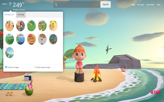 Animal Crossing New Horizons Wallpapers Chrome Web Store