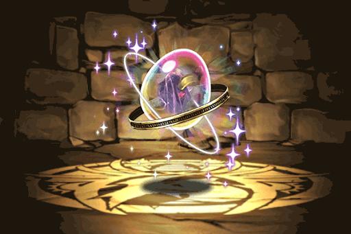 闇の精霊王・モワの希石