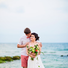 Wedding photographer Oksana Kanashevich (PhotoOksana). Photo of 19.08.2016