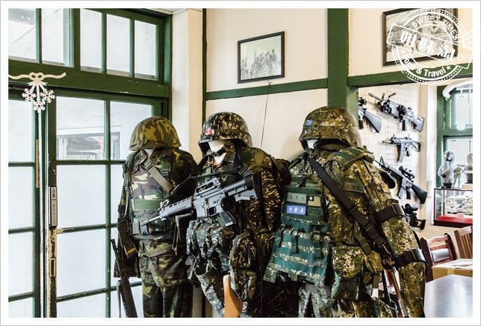 麗貞館軍隊