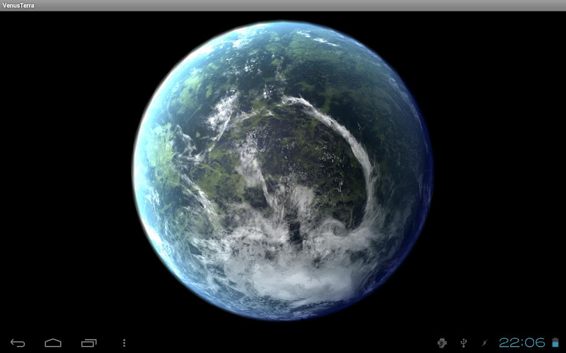 Скриншот Planet Venus 3D
