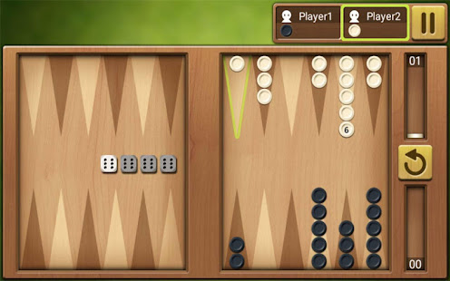Backgammon King 3