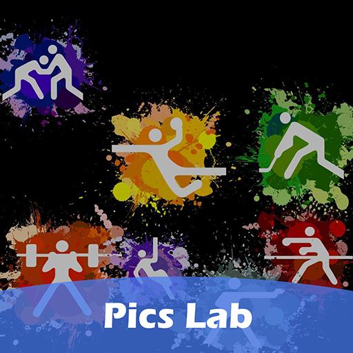 2016リオオリンピック用画像工場 運動 App LOGO-APP開箱王