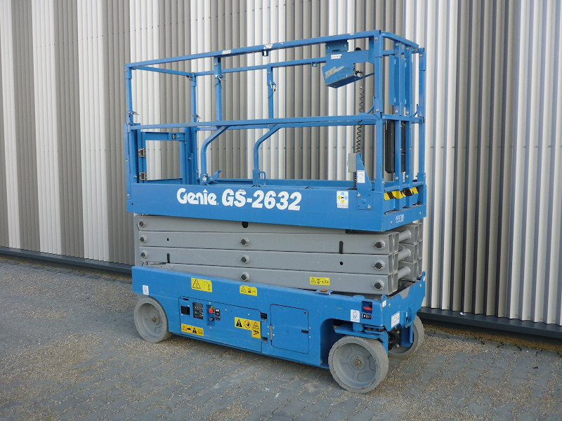 Picture of a GENIE GS-2632