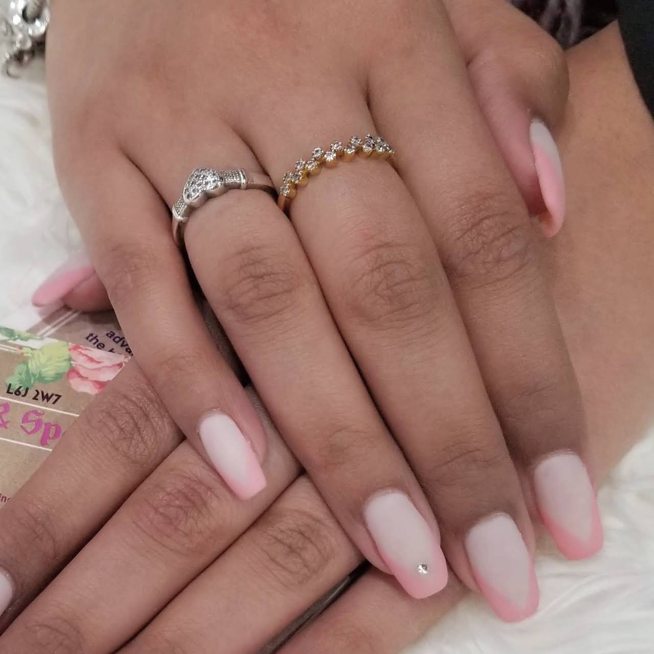Posted on May 21, 2019. Spring nails