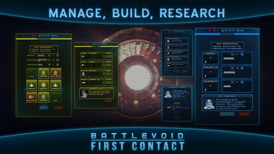 Battlevoid: First Contact- screenshot thumbnail