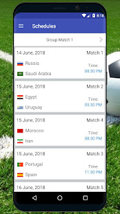 Football World Cup 2018 Russia Live Scores   Apps on Google Play