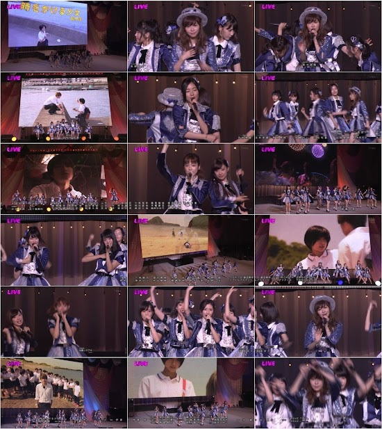 (TV-Music)(1080i) AKB48 LOVE TRIP – 「時をかける少女」最終回 160806