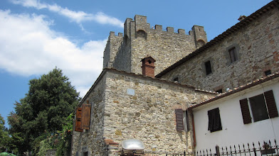 Photo: Castellina in Chianti