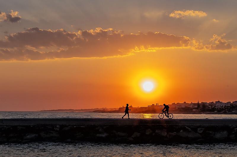 Sun set's sport di Lunnad